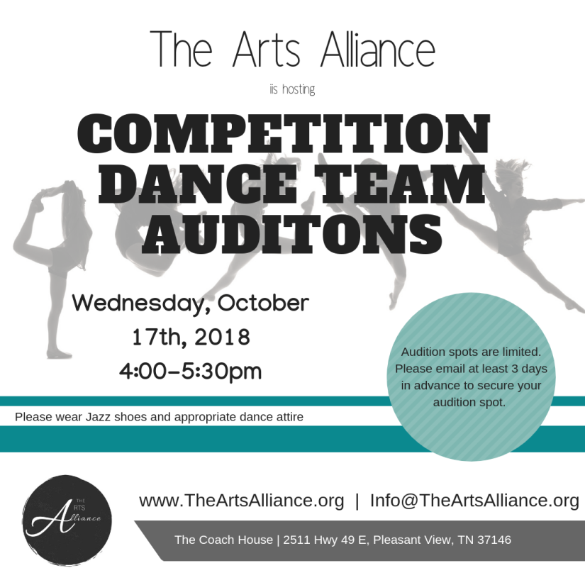 Dance Team Auditinos